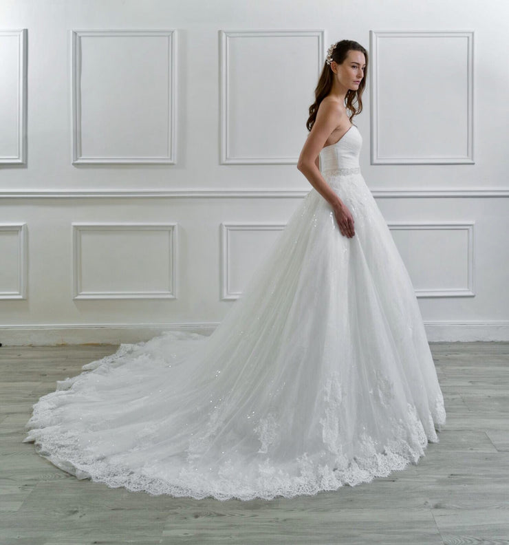 Grace Gown - Chicago Bridal Store Company