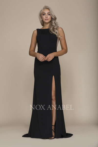 Black 2018 Prom Dress - Chicago Bridal Store Company