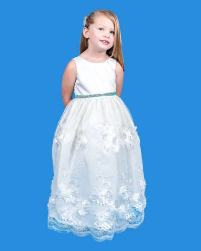 Flower Girl 5128 - Chicago Bridal Store Company