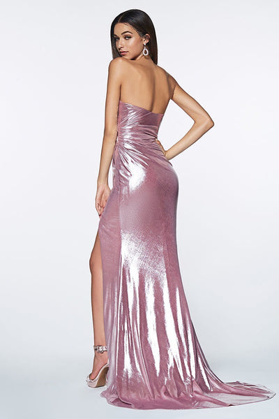 Pink Zaire Dress - Chicago Bridal Store Company