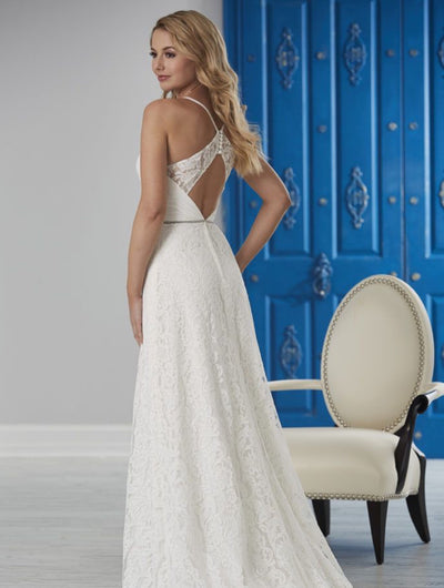 The Laura Lee Destination Wedding Dress - Chicago Bridal Store Company