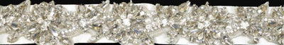 Bling Rhinestone Bridal Belt ~ Style Bride-007 - Chicago Bridal Store Company