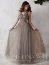 Christina Wu Celebration Bridesmaid Dress 22667