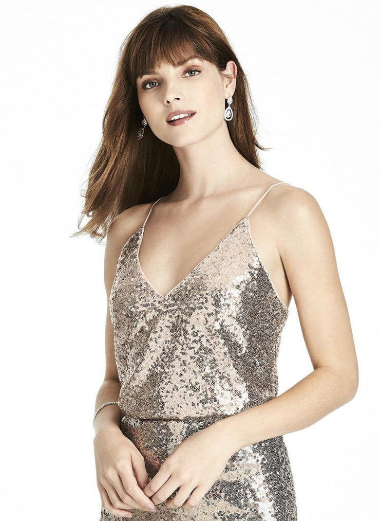 Wedding Chicks After Six Bridesmaid Style Top Separate T1508 - Chicago Bridal Store Company