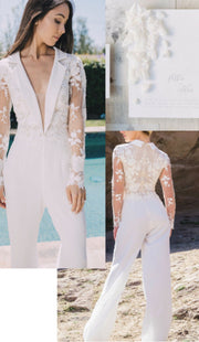 Miss Salem Jumpsuit - Chicago Bridal Store Company