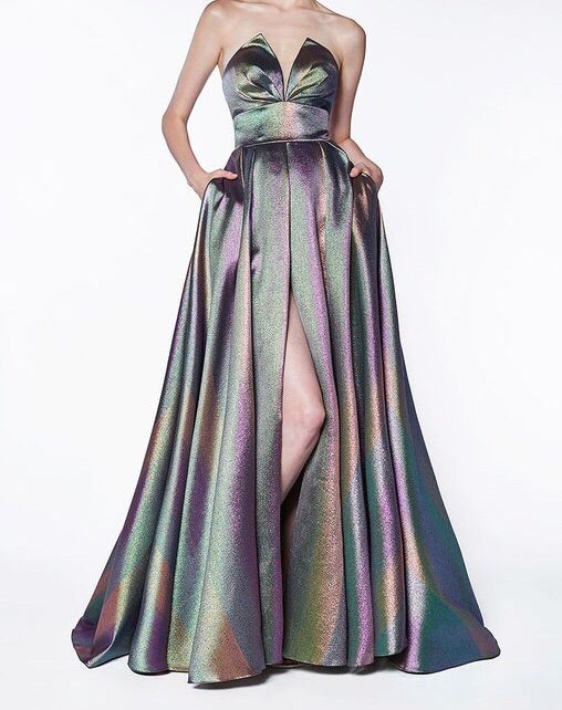 Rainbow Formal Dress - Chicago Bridal Store Company