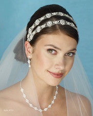 Princess Layered Tiara 2018 8752 - Chicago Bridal Store Company