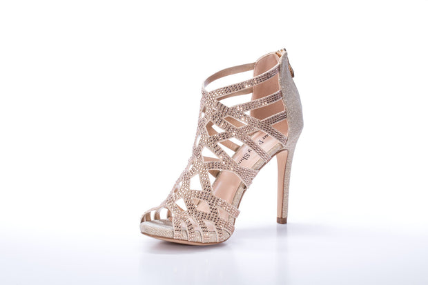 "Pandora ""Shoe"" Rose Gold - Chicago Bridal Store Company"