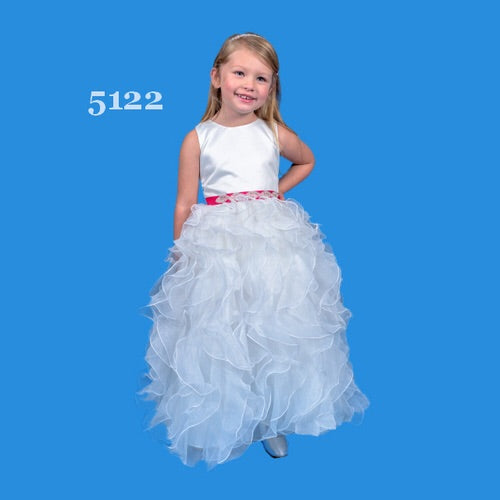 Flower Girl 5122 - Chicago Bridal Store Company
