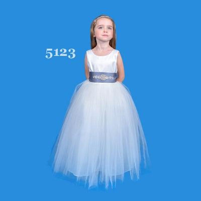 Flower Girl 5123 - Chicago Bridal Store Company