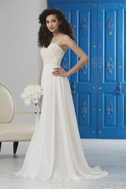 The Madeline Destination Wedding Dress - Chicago Bridal Store Company