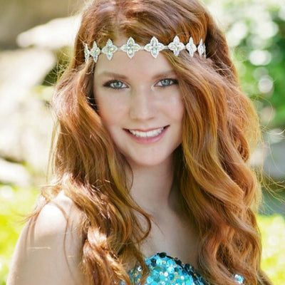 Miss Lilly Headband - Chicago Bridal Store Company