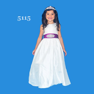 Flower Girl 5115 - Chicago Bridal Store Company