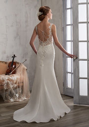 The Salma Gown - Chicago Bridal Store Company
