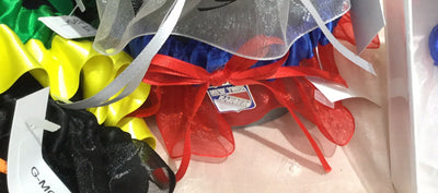 New York Rangers Wedding Garter - Chicago Bridal Store Company
