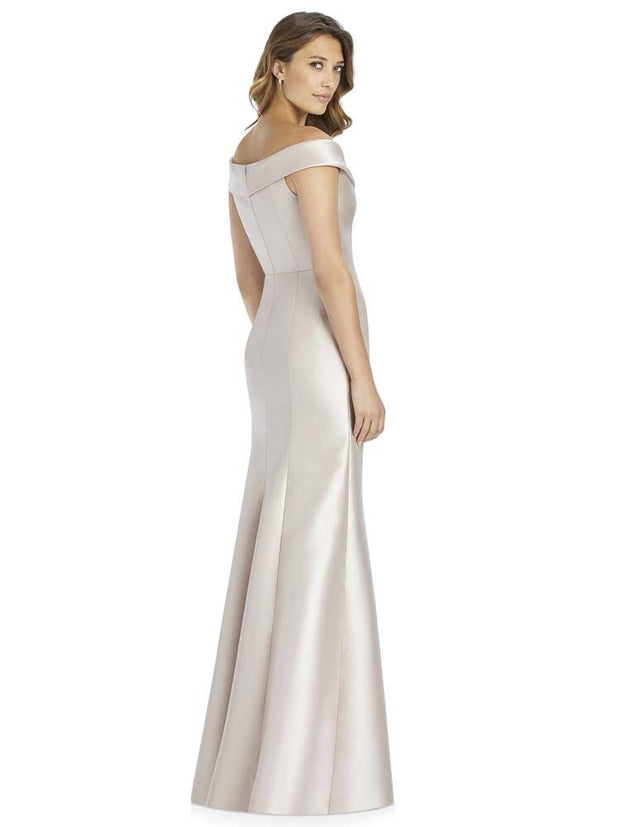 Alfred Sung Bridesmaid Dress D760 - Chicago Bridal Store Company