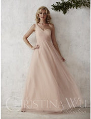 Christina WU Dress 22691 - Chicago Bridal Store Company