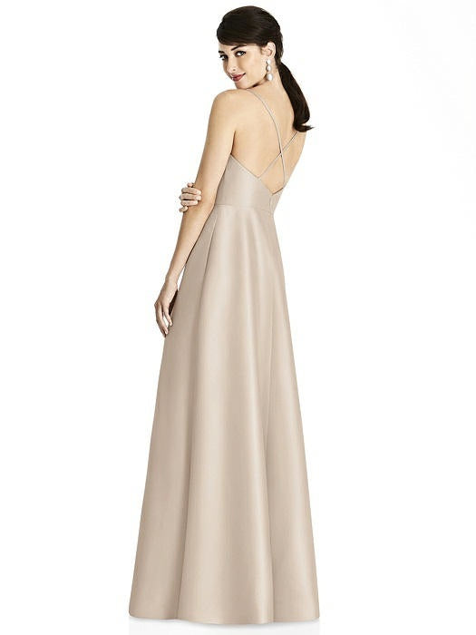 ALFRED SUNG BRIDESMAID DRESSES: ALFRED SUNG D750 - Chicago Bridal Store Company