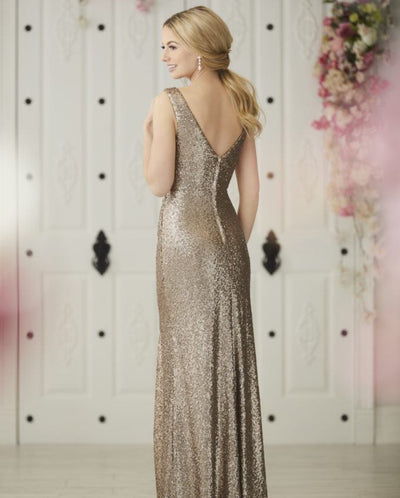 The Amara Sequin Gown