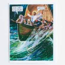 Jesus cards - pack of four