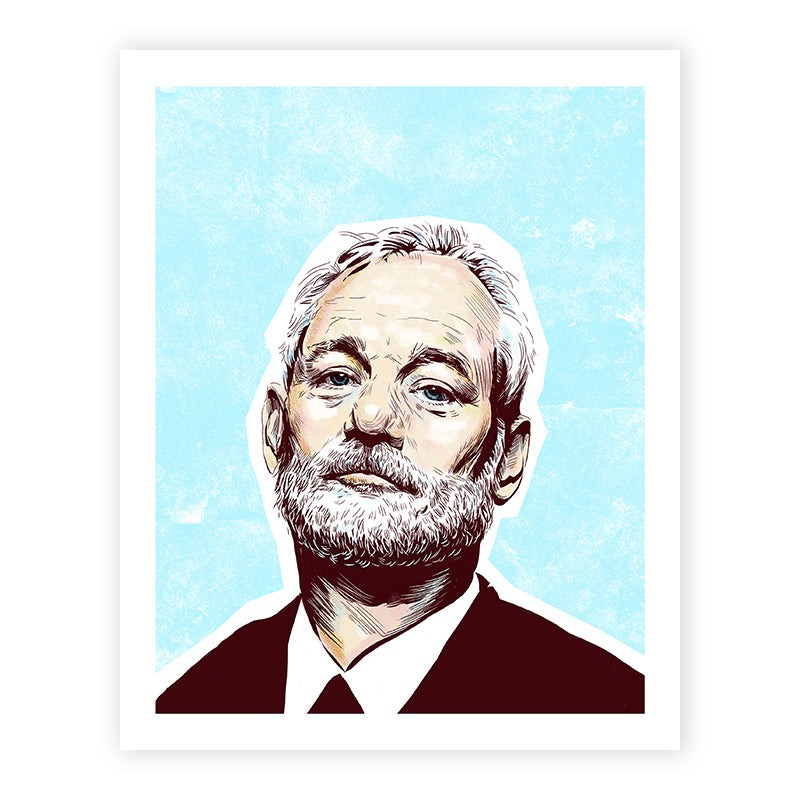 Bill Murray in Royal Tenenbaums 8x10 print