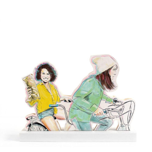 Broad City standee