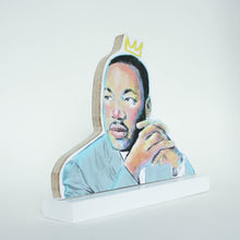 Martin Luther King Jr. cultural standee