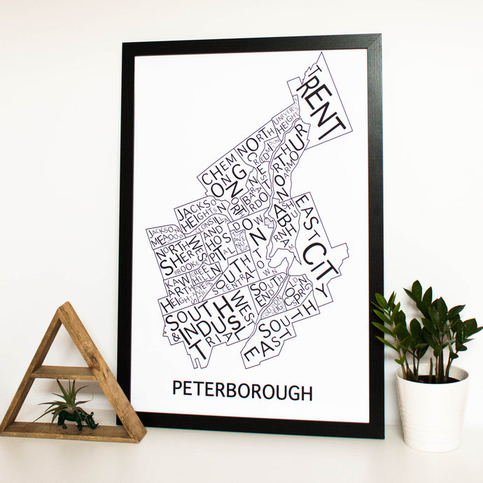 Peterborough neighbourhoods