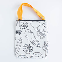 colour-me-in bag