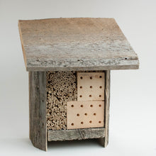 hex/box bee house