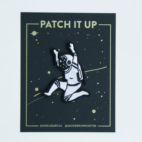 jumping astro patch