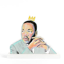 martin luther king jr. standee