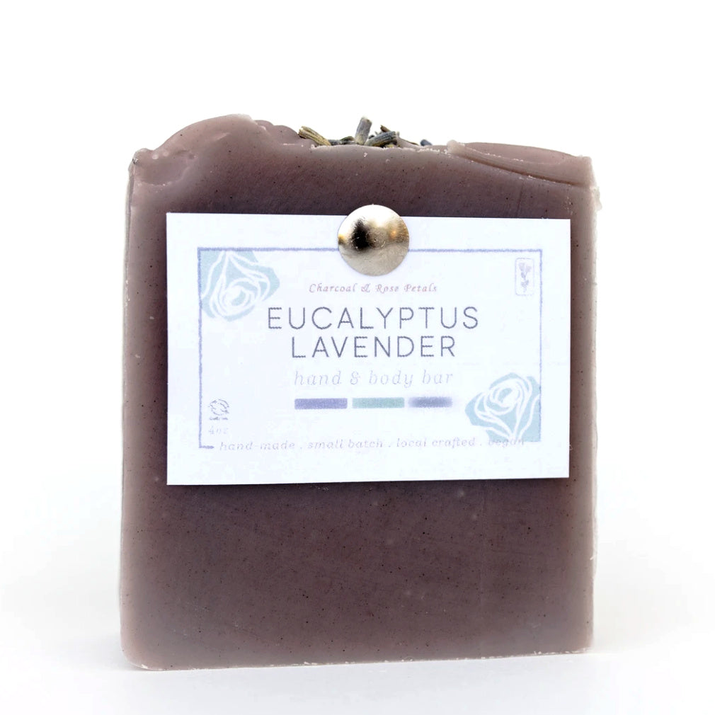 eucalyptus lavender hand and body bar