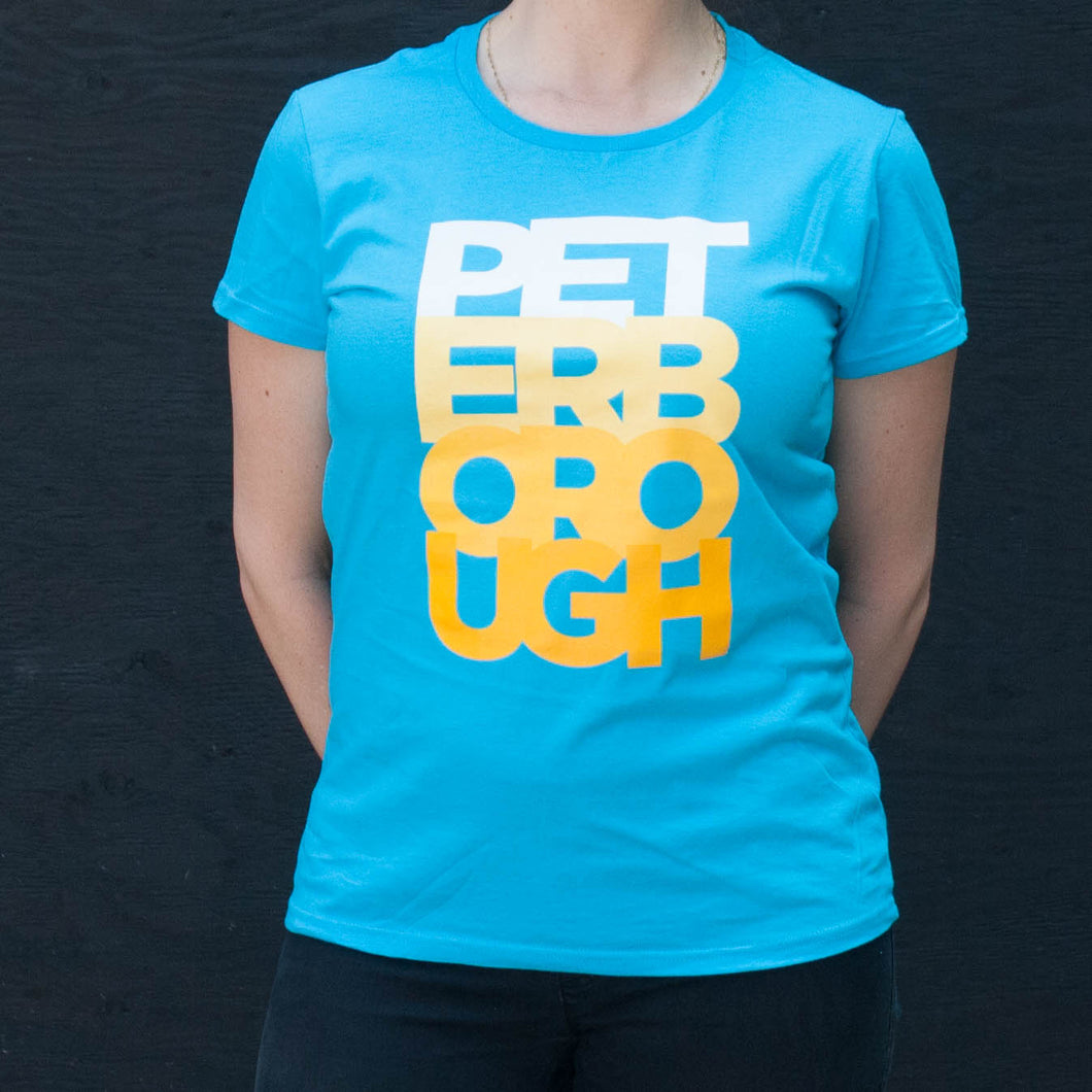 PeterboroUGH fitted t-shirt