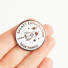 galaxy exploration task force pin