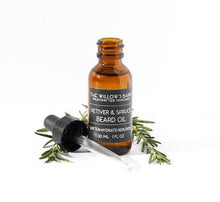 vetiver & spruce beard oil