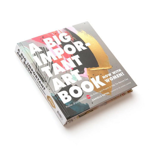big important book of art