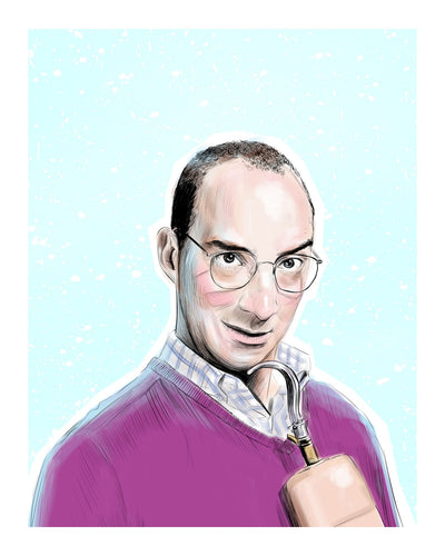 Buster Bluth 8x10 print