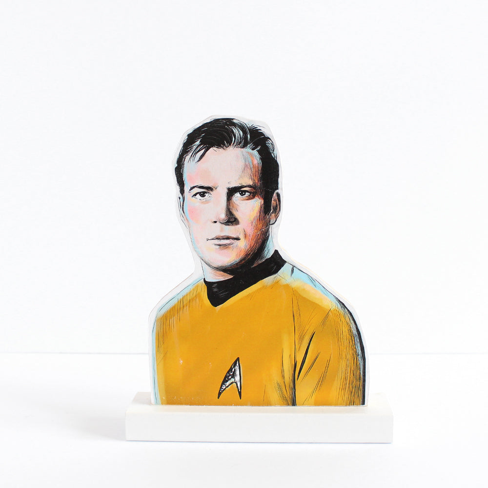 captain kirk william shatner