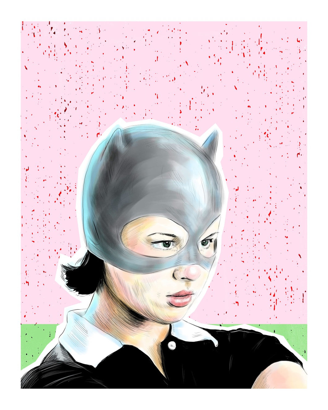 Enid (Ghost World) 8x10 print