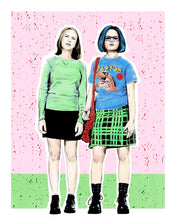 ghost world print