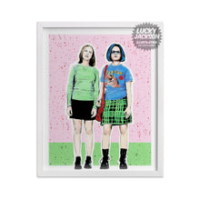 Rebecca and Enid (Ghost World) 8x10 print