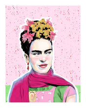 friday kahlo framed