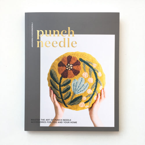 Punch Needle - book