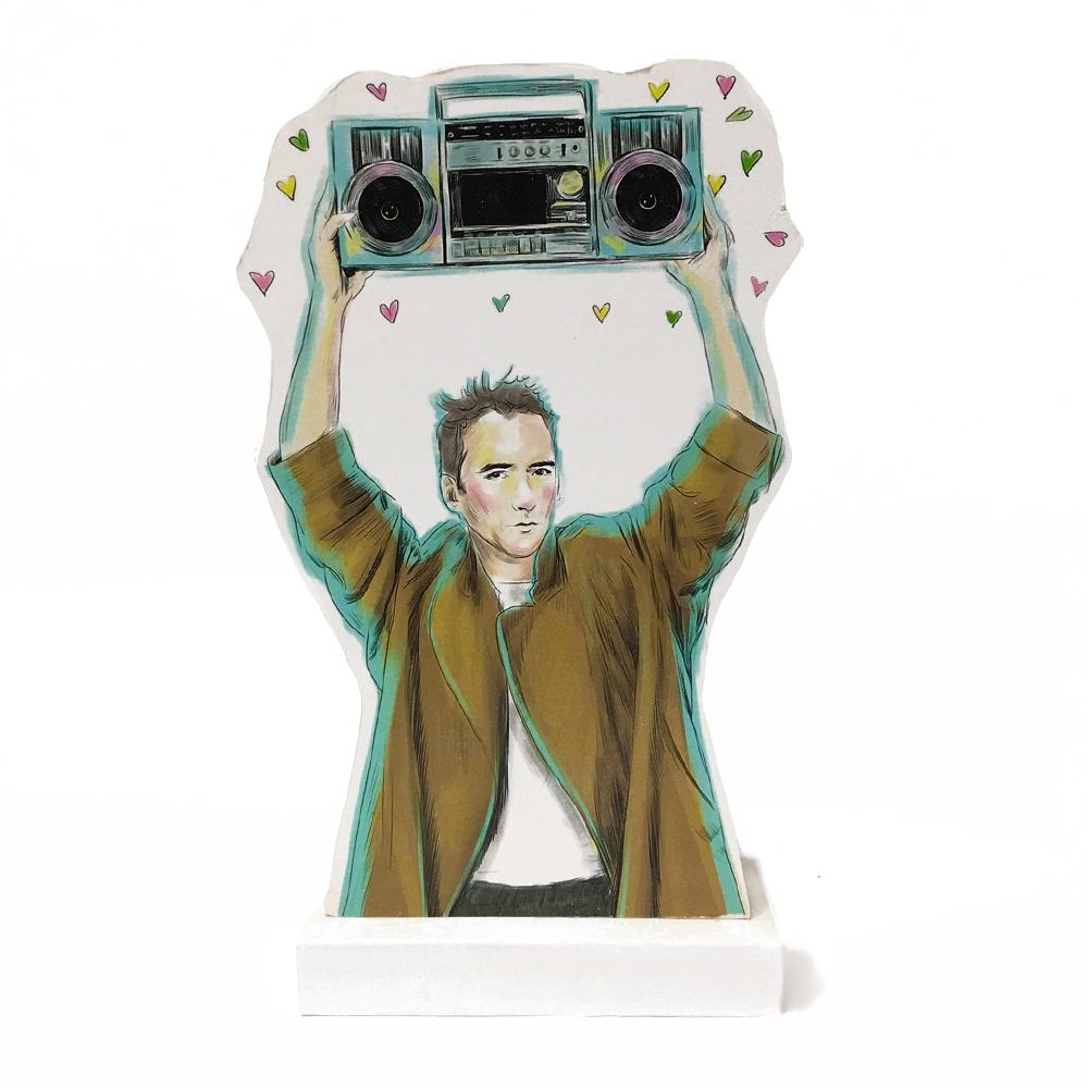 Say Anything John Cusack cultural standee