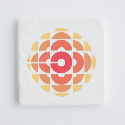 single drink coaster - CBC