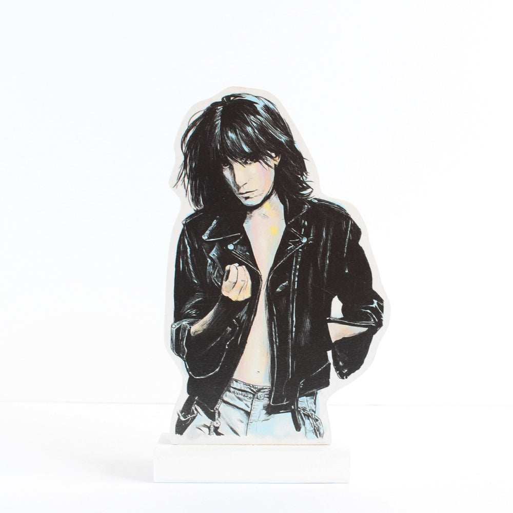 patti smith standee