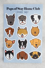 pups sticker pack