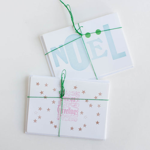 Jackson Creek Press - Christmas card packs