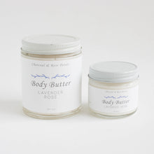 lavender rose body butter
